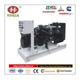 mit Perkins-Motorportable-geöffneter Rahmen-Energien-Dieselgenerator-Set