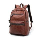 Heißer Verkaufs-Multifunktionsarbeitsweg und beiläufiger Rucksack mit PU für Mann