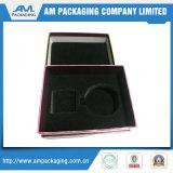 Kundenspezifische Papppapier-Kaffeetasse-verpackenkästen mit Schaumgummi-Einlage