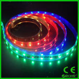 Luz de tira ideal de la luz 150LEDs SMD5050 LED del color con 1903IC