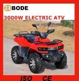 Policía motorizado eléctrico 4 de la nueva bici del patio 3000W