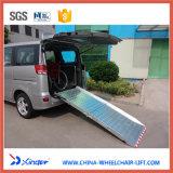 Rampas manuais da cadeira de rodas da mobilidade de Bmwr para camionetes