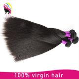 Prolonge de tissage de cheveux humains de Remy de Vierge de cheveu brésilien