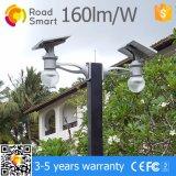 nueva ciencia y tecnología de 4W 8W 12W en el futuro, la tendencia de las luces solares del jardín