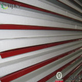 Панель сандвича EPS термоизоляции стены здания цвета стальная