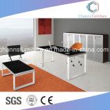 Moderner Brown-Büro-Möbel-Melamin-Manager-Tisch
