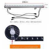 Indicatore luminoso della lavata della parete di colore completo 36*10W LED di RGBW