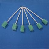 Balai remplaçable d'éponge pour l'usage médical oral