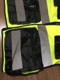 4 het Vest van de Veiligheid van het Werk van zakken