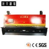 Máquina de corte hidráulica, máquina de estaca de aço, máquina de corte QC11Y-6*5000 do CNC