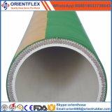 Mangueira química ondulada 200psi do fornecedor UHMWPE de China