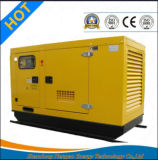 침묵하는 3 단계 휴대용 12kVA 디젤 발전기