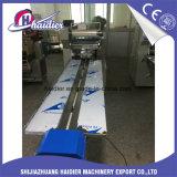 Machine à emballer horizontale automatique de palier de flux pour des biscuits
