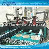 Bolso de compras impreso automático que hace la máquina