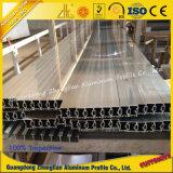 Kundenspezifischer Aluminiumstrangpresßling-Profil-Handlauf für Balkon im Aufbau