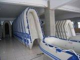 Populärstes kundenspezifisches aufblasbares Boot 2016 für Fischen