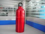 bouteille en aluminium colorée du sport 500ml avec Carabiner (SAB-2)