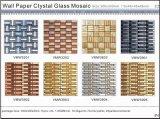 내부는 꾸민다 Buliding 물자/Mosaico (VMW3203)를 위한 유리제 모자이크를