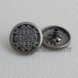 Типы металл таможни никеля щелкают кнопку для пальто