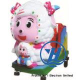 Willkommene Schafekiddie-Fahrspiel-Maschine für Verkauf (ZJ-BCC15)