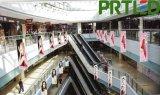 P2.5 todo en una visualización de LED con el panel múltiple del diseño de la instalación