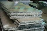 Алюминиевые панели сота для плакирования стены