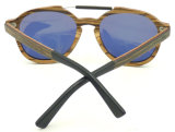 Madame neuve Wooden Sunglass Mirror Lens de Hotsale Elegent du modèle Fqw161662