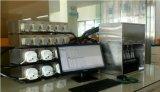蠕動性のポンプ施設管理を入れる情報処理機能をもったリアクター化学薬品