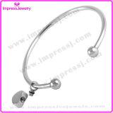 Armband met het Roestvrij staal van de Juwelen van de Urn van de Charme van het Hart