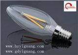 E14 220V/110V 3W C9 LED Kerze-Birne, TUV/UL/GS