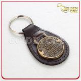 Fantastische Entwurfs-Qualitäts-echtes Leder Keychain
