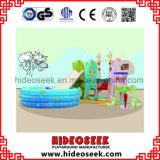 Функциональные крытые пластичные скольжение и качание для малыша