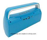 El altavoz sin hilos de Bluetooth de la maneta portable al por mayor con la mano libera llamada