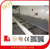 Pálete plástica de Nantong Hengda/pálete máquina do bloco de cimento