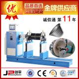 Máquina de equilíbrio dinâmica horizontal do rotor de turbina