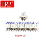 4 - 24 intestazioni di Pin di connettore dei Pali