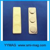 Insignia magnética del diseño de la manera con insignia modificada para requisitos particulares