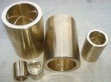 Cuscinetti spostati bronzo personalizzati (cuscinetto di Auto-lubicating)