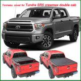 100% glichen Zugrifftonneau-Deckel-Teile für doppeltes Fahrerhaus der Tundra-Sr5 Crewmax ab