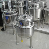 Profumo che rende a macchina il contenitore in pressione del prodotto chimico dell'acciaio inossidabile