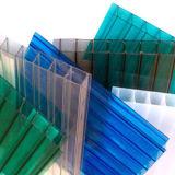 10 Jahre Garantie-Polycarbonat PC Zwilling-Wand-Höhlung-Blatt-