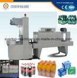 Matériel semi-automatique d'emballage de machine de pellicule d'emballage de PE
