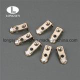 Плиты контакта покрынной меди никеля/контакты латуни двигая