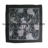 Cadeau promotionnel de haute qualité Nice Customized Cotton Bandana Handkerchief