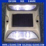 Occhi di gatto di alluminio dell'indicatore della pavimentazione della vite prigioniera della strada (JG-01)