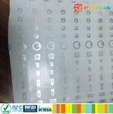 escritura de la etiqueta clásica de papel de 13.56MHz ISO14443A MIFARE 1K RFID