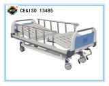 (A-50) Cama de hospital manual Double-Function movible