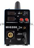 Multifunktionsschweißer des inverter-IGBT MIG/TIG/MMA