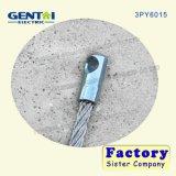 Metallflachkabel-Abzieher mit Plastikdeckel für Draht