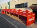 Preiswerte bedienungsfreundliche knallen oben die im FreienGazebos, die Zelt falten